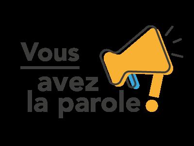 Vous Avez La Parole By Mathieu Albore On Dribbble