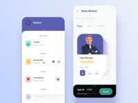Mechanic Booking App Concept
