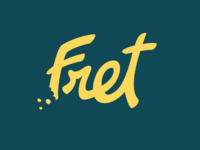 Fret Logo Redesign