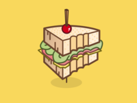 Fret sandwiches icon