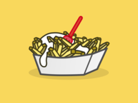 Fret fries icon