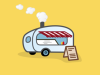 Fret foodtrucks icon