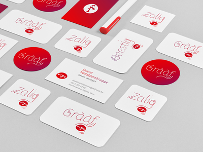 Wijs offline identity typography brand identity