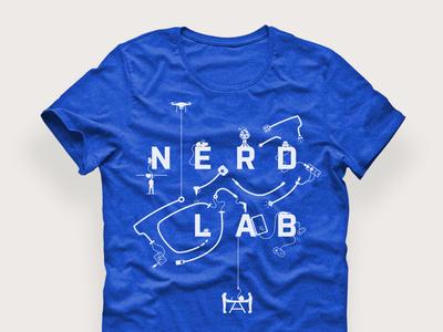 Nerdlab T-Shirt