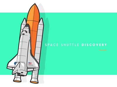 Space Shuttle Discovery speed fast launch fire florida galaxy planets stars rocket shuttle station usa