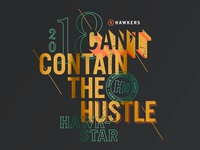 Employee of the Month Hustle T-shirt