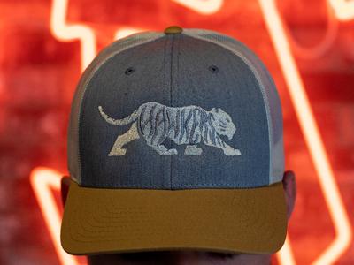Hawkers Tiger Trucker Cap