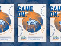Basketball Championship Ad