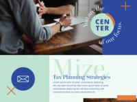 Mize: Logo Redesign & Rebrand