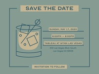 Cocktail Party: save the date