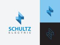 Schultz Logo: icon design