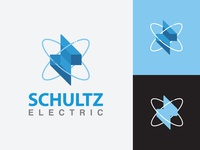 Schultz Logo: icon design