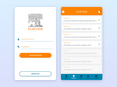 Elsevier Games App
