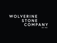 Wolverine Stone Company Logo