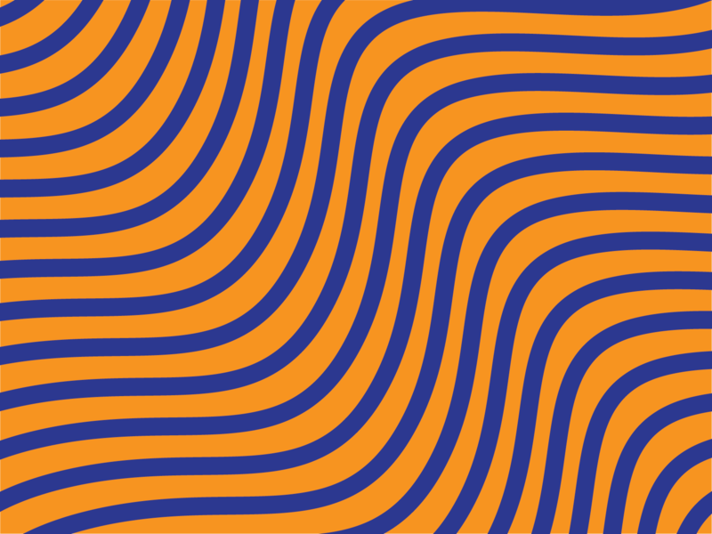 Tiger Vibes - Day Two patterns vibrant flow movement design pattern challenge challenge illustrator retro wallpaper pattern design pattern