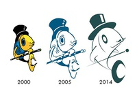 DFP Logo Evolution