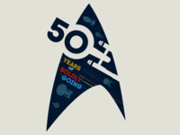 50 Years of Boldly Going
