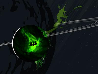 Alien Day 4.26.16 alienday alien day lv-426 nostromo horror planet space movie illustration scifi alien