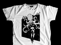 Cthulhu T-Shirt Design