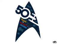 50 Years of Boldly Going - updated