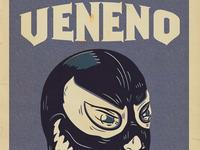 Venom Luchador