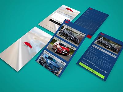 Car Rental App sample