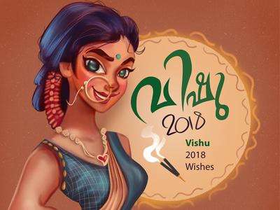 Vishu Art