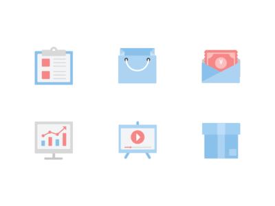 E-business Icons