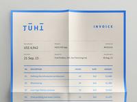 Invoice—Self Branding