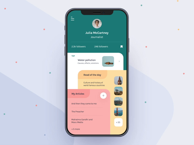 Interaction Design product design mobile app inspiration concept ux app design ios ui interaction uiux