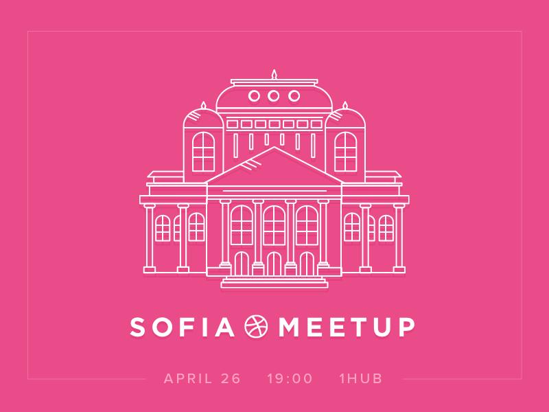 Sofia Dribbble Meetup #5 kickflip sofia meetup dribbble bulgaria