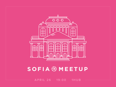 Sofia Dribbble Meetup #5