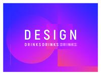 Design Drinks Meetup