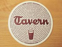 Tavern Coasters
