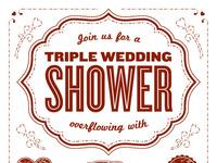Triple.wedding