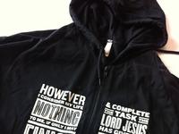 Full hoodie shot