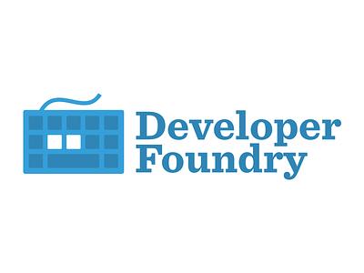 Developer Foundry Logo logo sentinel