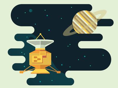 Weekly challenge: #9 Space Things