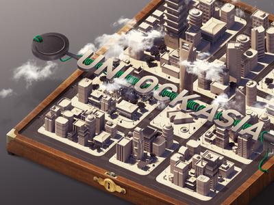 Unlock Asia