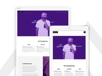 Marquez - A Creative WordPress Theme for Creatives and Agencies agency masonry minimal modern multipurpose one page parallax photography portfolio responsive page builder wordpress