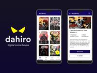 Dahiro - Comic Book Reading App
