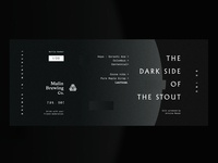 The dark side of the Stout
