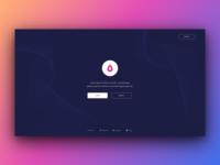 Landingpage Portal