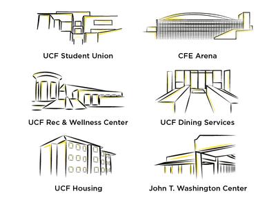 Campus Illustrations