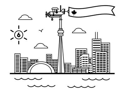 Toronto WIP