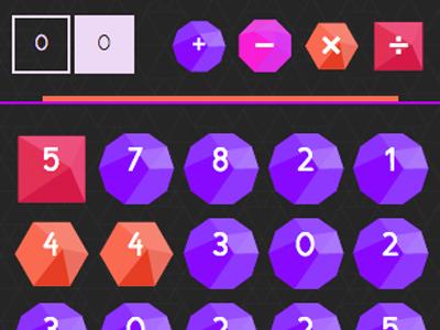 Mathematap update game mobile phonegap polygons