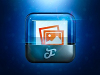Photo Keeper iOS Icon
