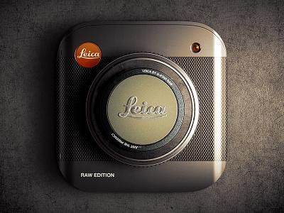 Leica raw edition
