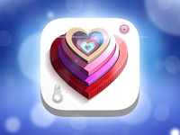 Love Camera iOS icon