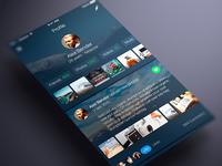 Social App Ui (WIP)